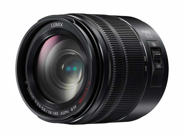 Panasonic Lumix G Vario 14-140mm 3.5-5.6 ASPH. Power O.I.S. II