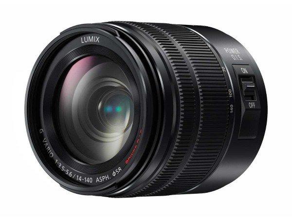 Panasonic Lumix G Vario 14-140mm 3.5-5.6 ASPH. Power O.I.S. II