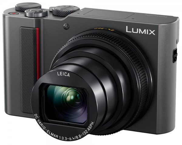 Panasonic Lumix DMC-TZ202 silber