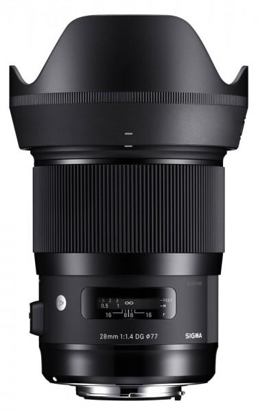 Sigma Art 28mm 1.4 DG HSM für L-Mount