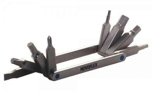 Novoflex MULTI-TOOL Mini-Werkzeug
