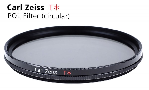 ZEISS T* POL Filter (circular) 52mm