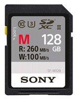 Sony SDXC-Karte 128GB M-Type UHS-II U3 260MB/s