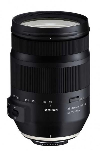 Tamron 35-150mm 2.8-4.0 Di VC OSD für Nikon