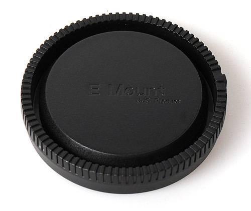 Objektivrückdeckel für Sony E-Mount