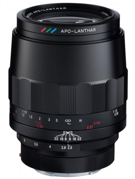 Voigtländer Macro APO-Lanthar 110mm 2.5 für Sony E-Mount
