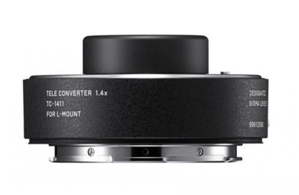 Sigma 1.4x Telekonverter TC-1411 für L-Mount