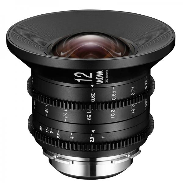 Laowa 12mm t/2.9 Zero-D Cine für Arri PL