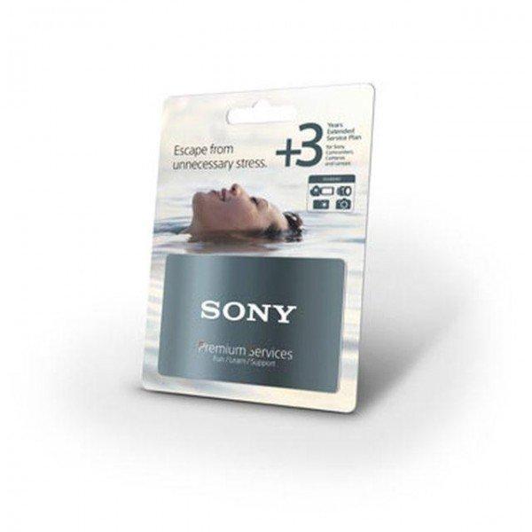 Sony Garantieverlängerung +3 Jahre