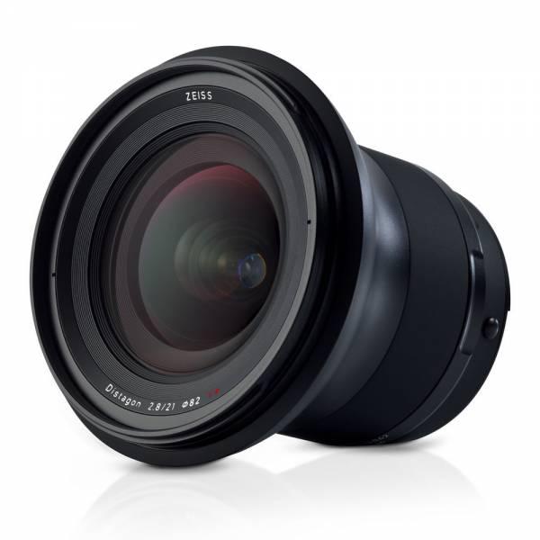 ZEISS Milvus 21mm 2.8 ZF.2 für Nikon Ausstellung * 6598
