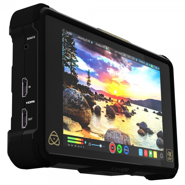 Atomos Shogun Inferno Fieldrecorder