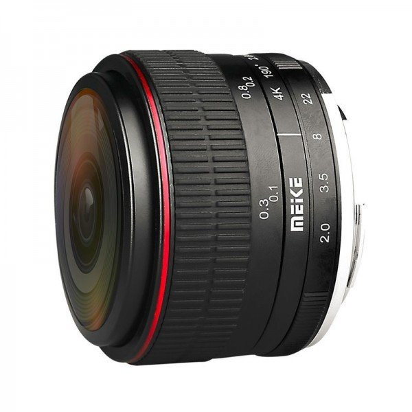 Meike 6.5mm 2.0 Fisheye für Sony E-Mount