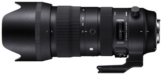Sigma S 70-200mm 2.8 DG OS HSM für Canon
