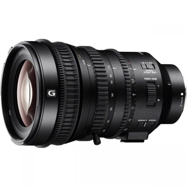 Sony SEL 18-110mm 4.0 G OSS PZ