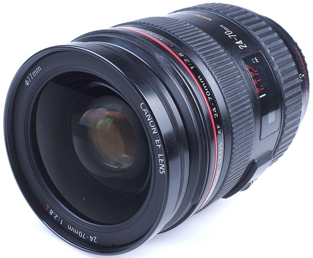 canon zoom lens ef 24 70mm 24 70 mm 2 8 2 8 l usm canon. Black Bedroom Furniture Sets. Home Design Ideas